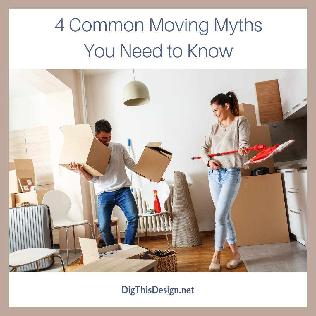 4 Common Moving Myths You Need to Know
