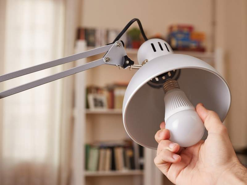 Sustainability with LED Light Bulbs