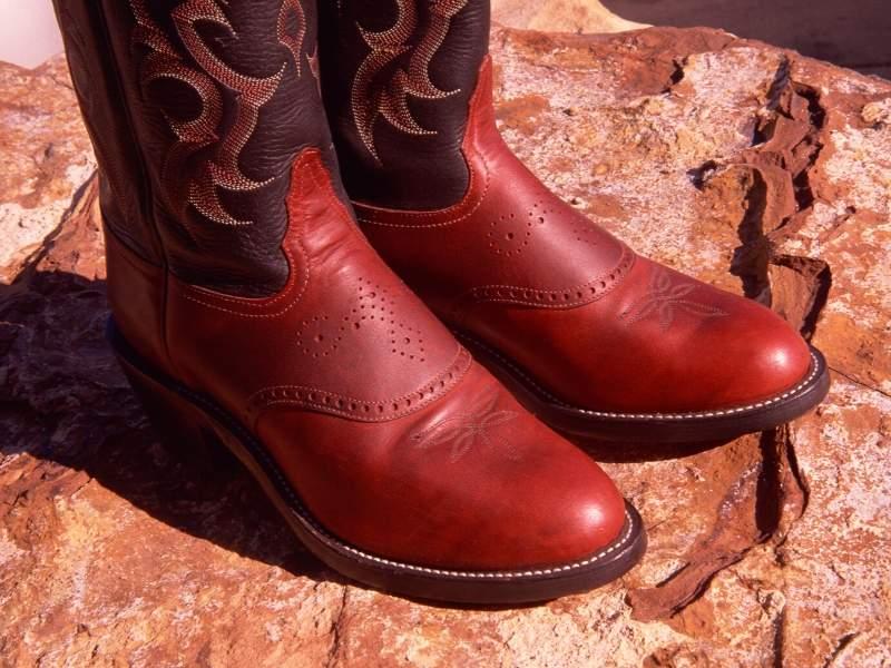 History of Roper Cowboy Boots