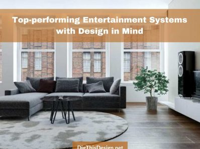 Entertainment Systems with Design in Mind