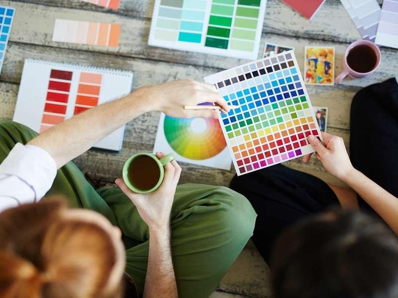 Select a Color Scheme