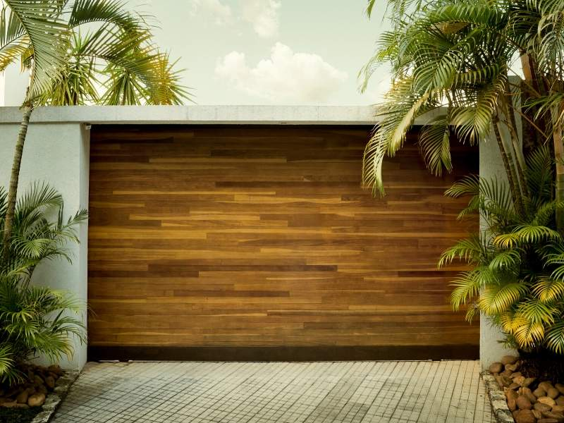 Add value with new garage doors