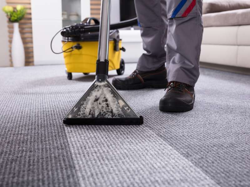 Clean your carpet professionally