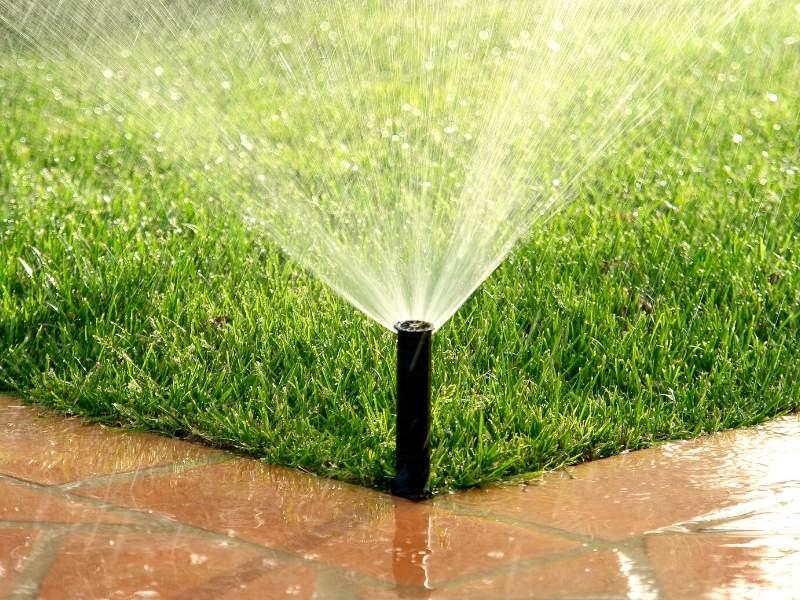 Lawn and garden sprinkler system