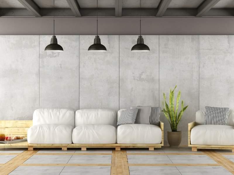 Statement furniture for Spring design