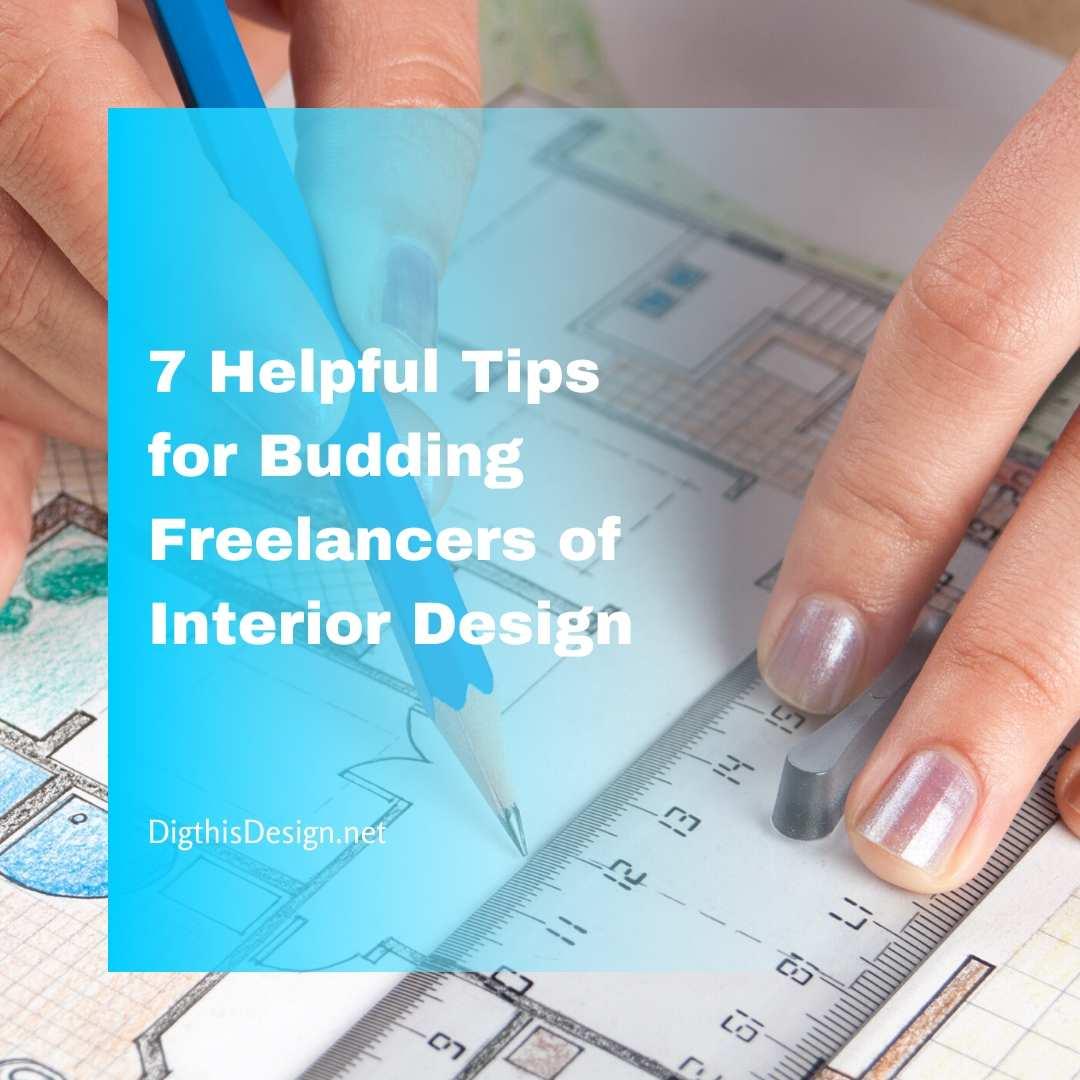 Budding Freelancers of Interior Design