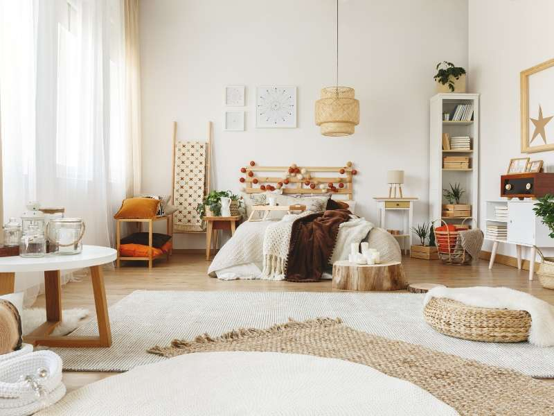 Decorate with Natural Fiber Rugs