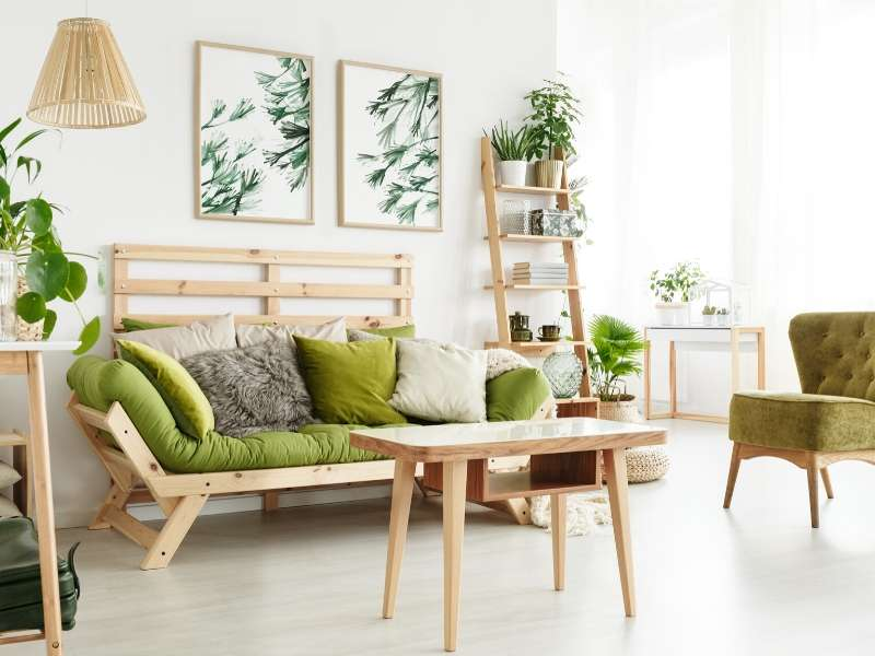 Select Natural Fiber Upholstery for an Eco-friendly home