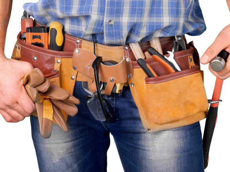 Home projects that require a contractor