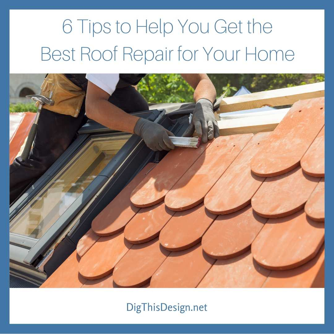 Roof Repair for Your Home