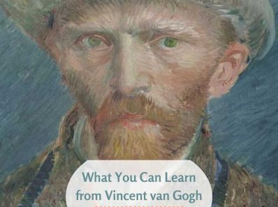 What You Can Learn from Vincent van Gogh