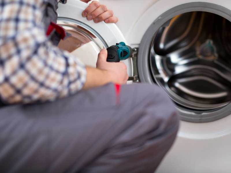 Appliance repair for dryers