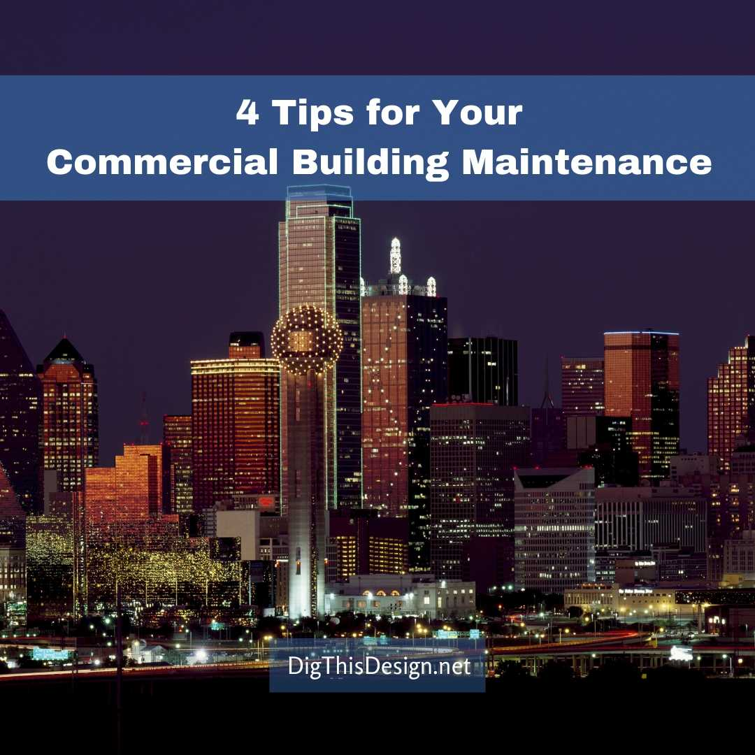 Commercial Building Maintenance in Texas