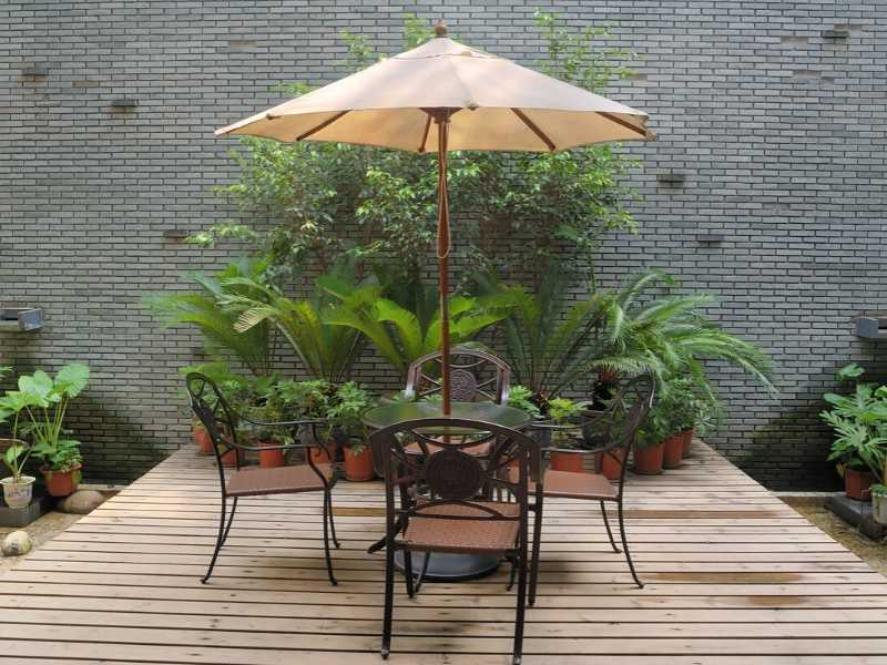 Patio or deck Umbrella