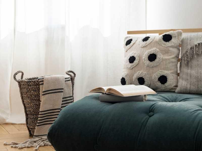 Futon for your dorm room