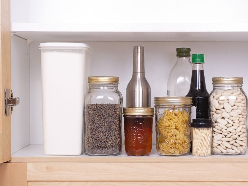 Organize Your Cupboards