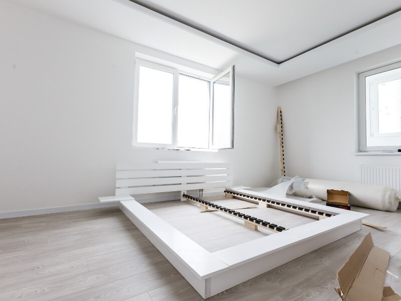 Home Renovations Bedroom
