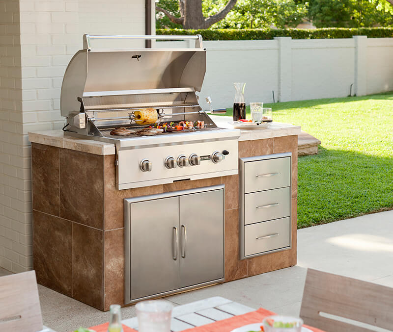 Party-perfect entertaining Coyote Grill