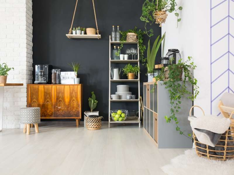 Gallons of Greenery 3 Interior Design Ideas for a Greener Home