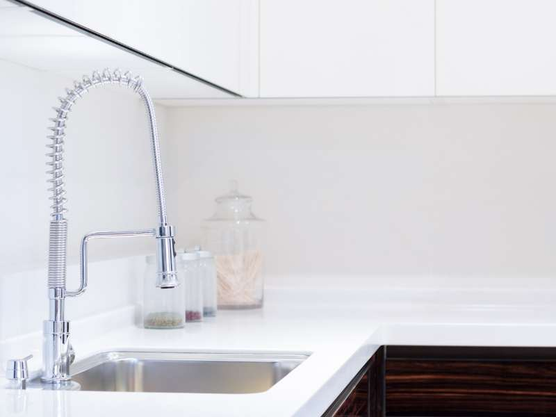 Water Fixtures Kitchen Design Inspirations
