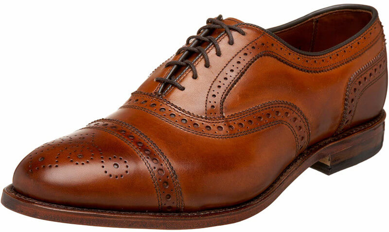 Allen Edmonds Strand Cap-Toe Oxford Styles of Shoes