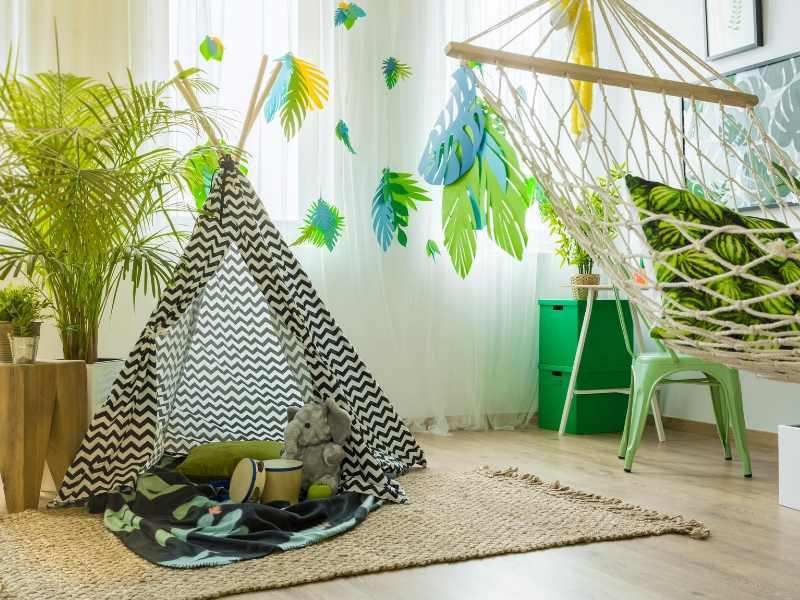 Plants Home Interior Design Trends