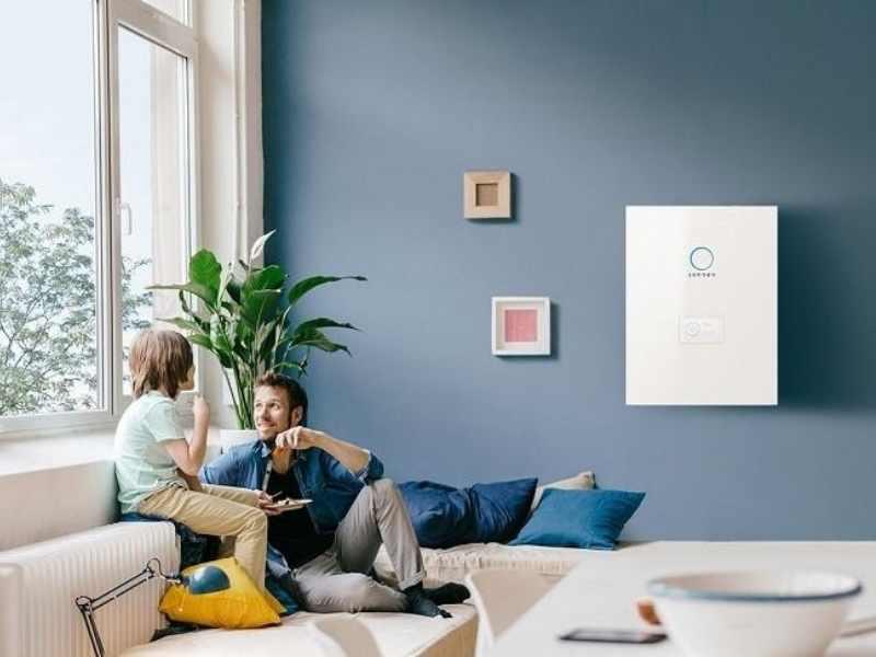 sonnenFlat Energy Bundle Home Solar Powered Systems