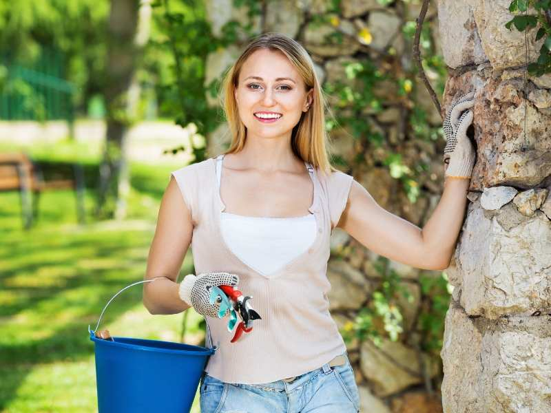 Yard Clean Up How to Get Your Home Ready for Summer Guests
