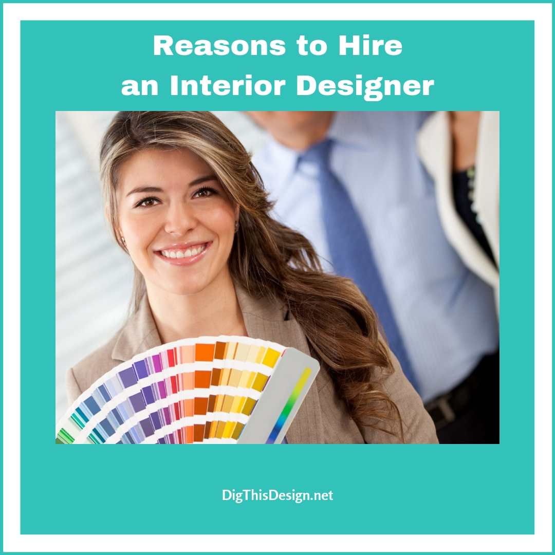 Excellent reasons to hire an interior designer for your - Hire interior designer student ...