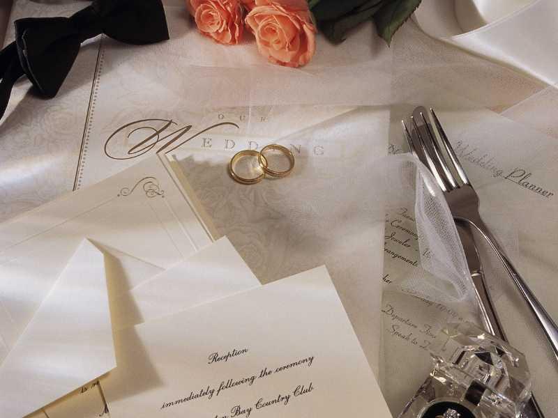 Formal Useful Wedding Invitation Etiquette Ti