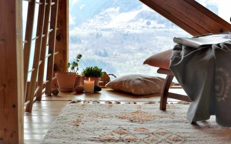 Carpet in the Zen Space in Your Home