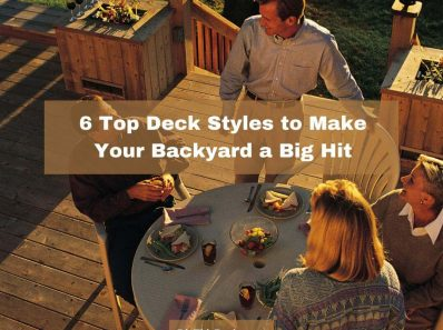 6 Top Deck Styles