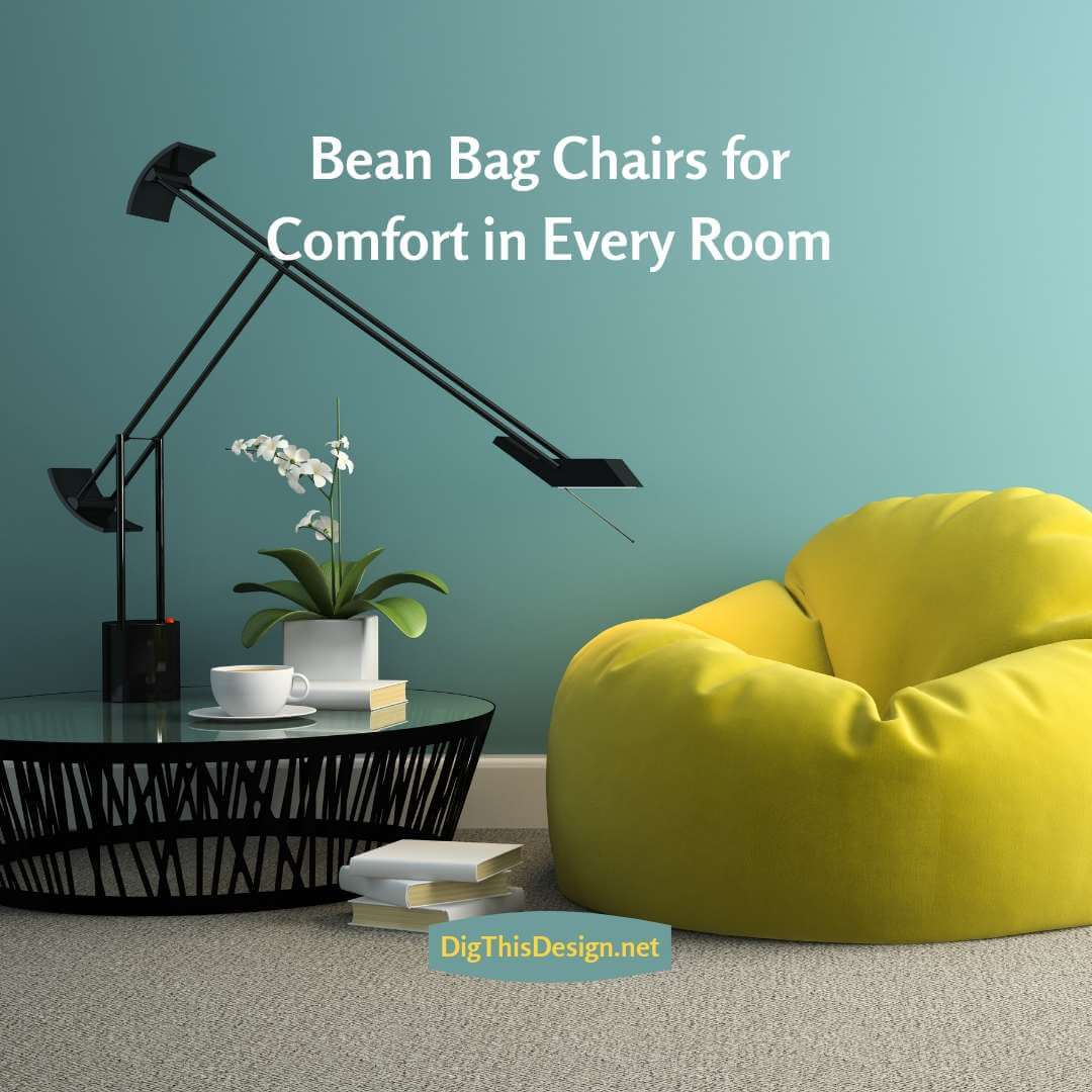 Astonishing 5 Reasons Why A Bean Bag Is Your Best Purchase This Year Dailytribune Chair Design For Home Dailytribuneorg