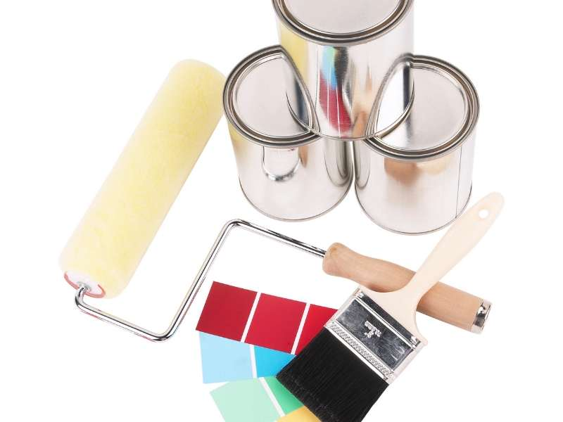 Paint Supplies You Need Before You Pick Up a Paintbrush