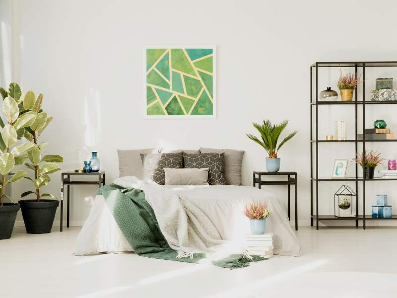 Throw Pillows and Large Prints to Elevate Your Home Decor