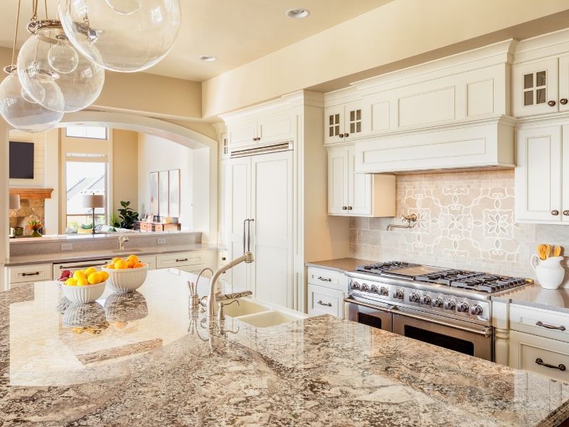 Selecting New Countertops