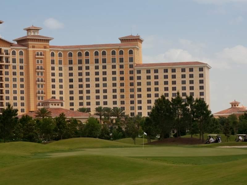 Luxury Golfing in Orlando