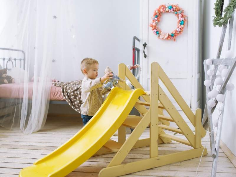 Nursery to Big-Kid Metal Bed