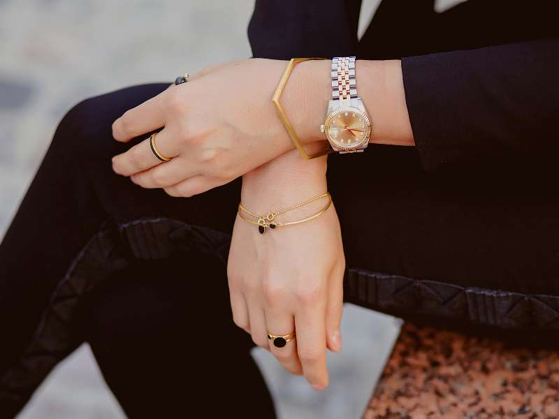 Classic Watch Perfect Jewelry Accessories