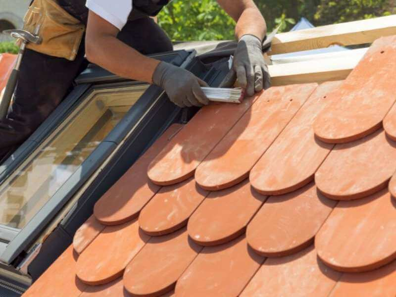Add New Roofing for Rewarding Renovations