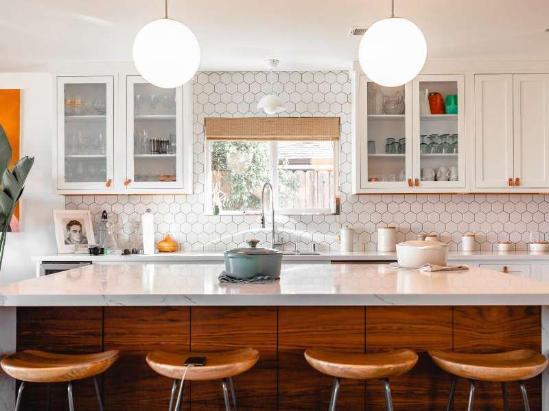 Kitchen Color Tiles for Your Interior