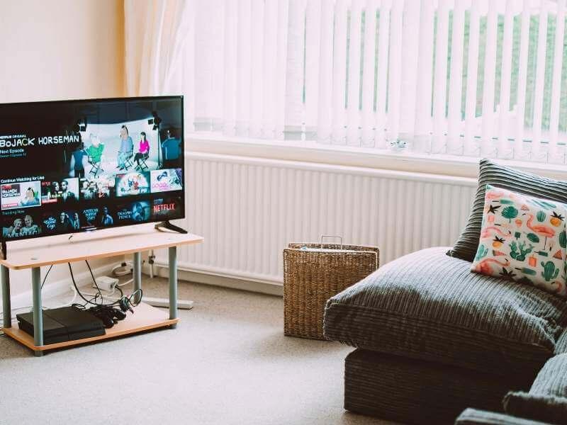 Smart Home Appliances Smart TV