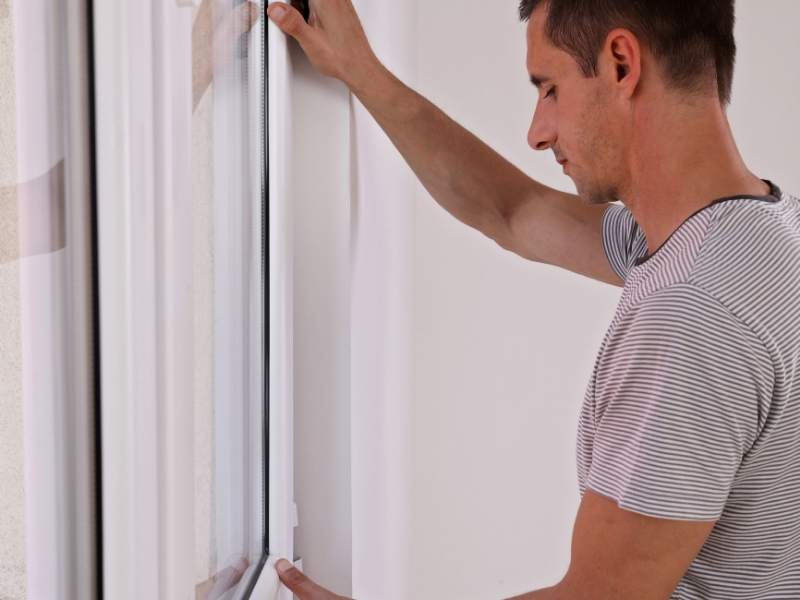 Replace Windows and Doors with uPVC for Winter