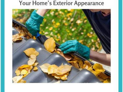 4 Simple Steps That Improve Your Home's Exterior Appearance