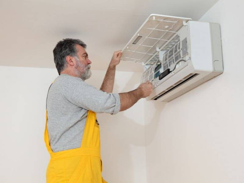 Air Conditioning System Professional Repair