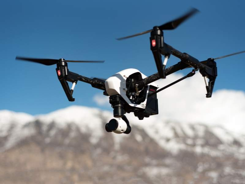 Drones that save lives