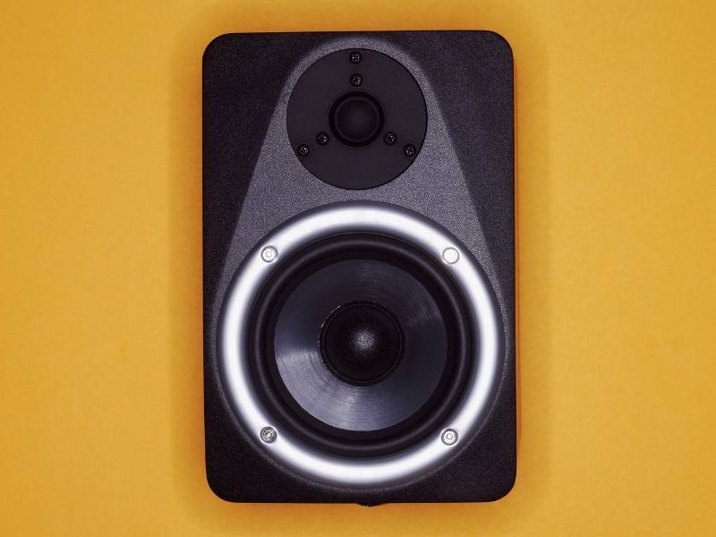 Home Entertainment System Speakers