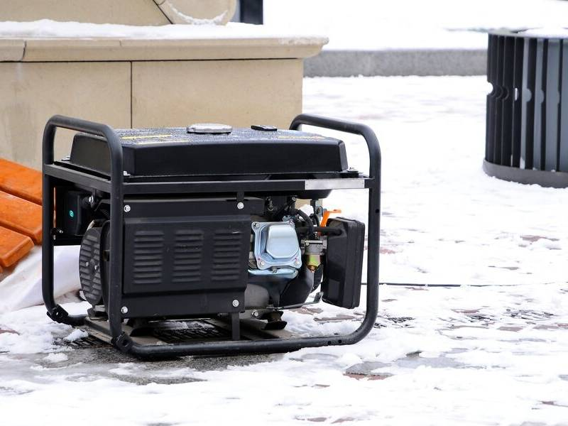 Portable Generator for the home