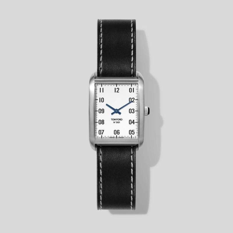 Tom Ford 001 Rectangle Watch