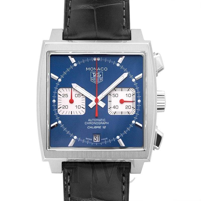TAG Heuer Monaco Calibre 12 Square and Rectangle Watch